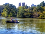 The Loeb Boathouse at Central Park